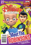 Disney Adventures Magazine cover April 2007 Meet the Robinsons