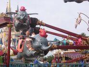 Dumbo-ride