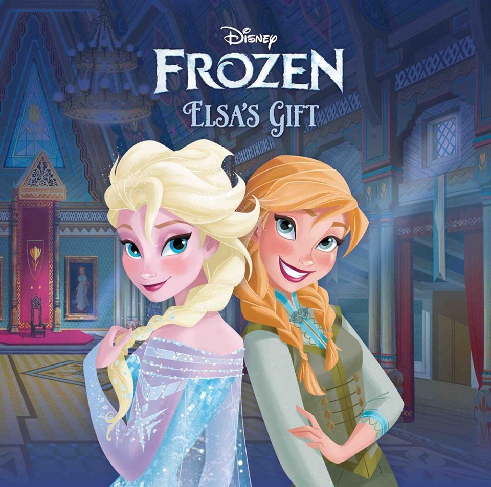 Elsa 39 s gift disney wiki fandom powered by wikia - Princesse anna et elsa ...