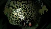 GF S2A6 een grot vol handen