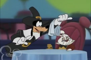 Goofy and White Rabbit TD