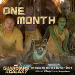 Gotg One Month DVD Promo