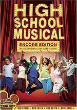HSM Encore Edition DVD