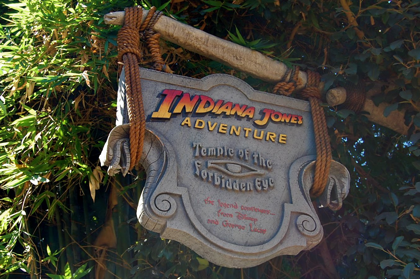 Image result for indiana jones adventure