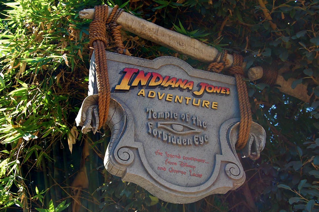 Image result for indiana jones adventure