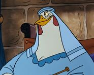 Lady Cluck Disney