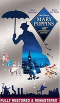 MaryPoppins 40thAnniversary VHS