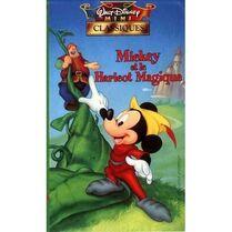 Mickey-Et-Haricot-Magique-VHS-497924 L