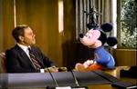 Mickey & Michael Eisner