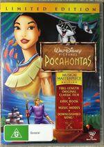 Pocahontas 2009 AUS DVD