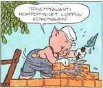 Practical Pig-comic
