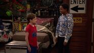 Raven's Home - 1x05- You're Gonna Get It - Booker and Levi