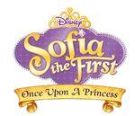Sofia the First Once Upon A Princess Logo