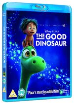 The Good Dinosaur Blu-Ray UK