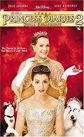 The Princess Diaries 2 VHS