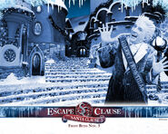 The Santa Clause 3 The Escape Clause Jack Frost Wallpaper