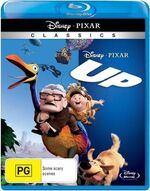 Up 2011 AUS Blu Ray