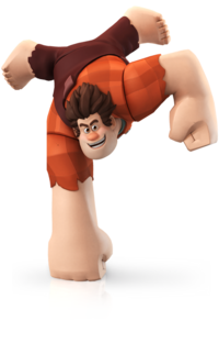 Wreck-It Ralph Disney INFINITY Render