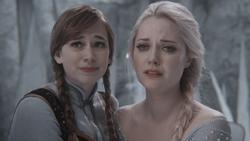4x10 Anna Elsa Ingrid adieux larmes