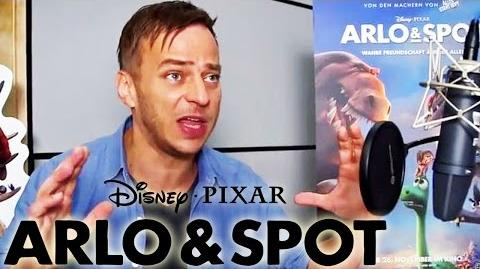 ARLO & SPOT - Synchronsprecher Tom Wlaschiha - Ab 26.11