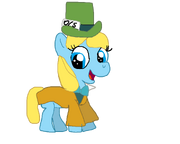 Alice as The Mad Hatter (Mlp version)