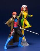 ArtFxPlus Rouge and Gambit animated