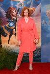 Christina Hendricks Tink Pirate Fairy premiere