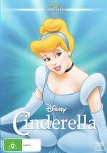 Cinderella DVD Classics AU