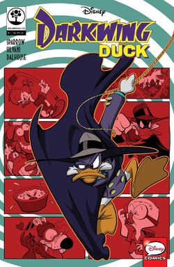 Darkwing Duck JoeBooks 1