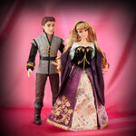 Disney Fairytale Designer Collection - Aurora as Briar Rose and Prince Phillip Dolls