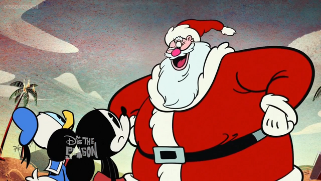 File:Duck the Halls - Santa Claus.png
