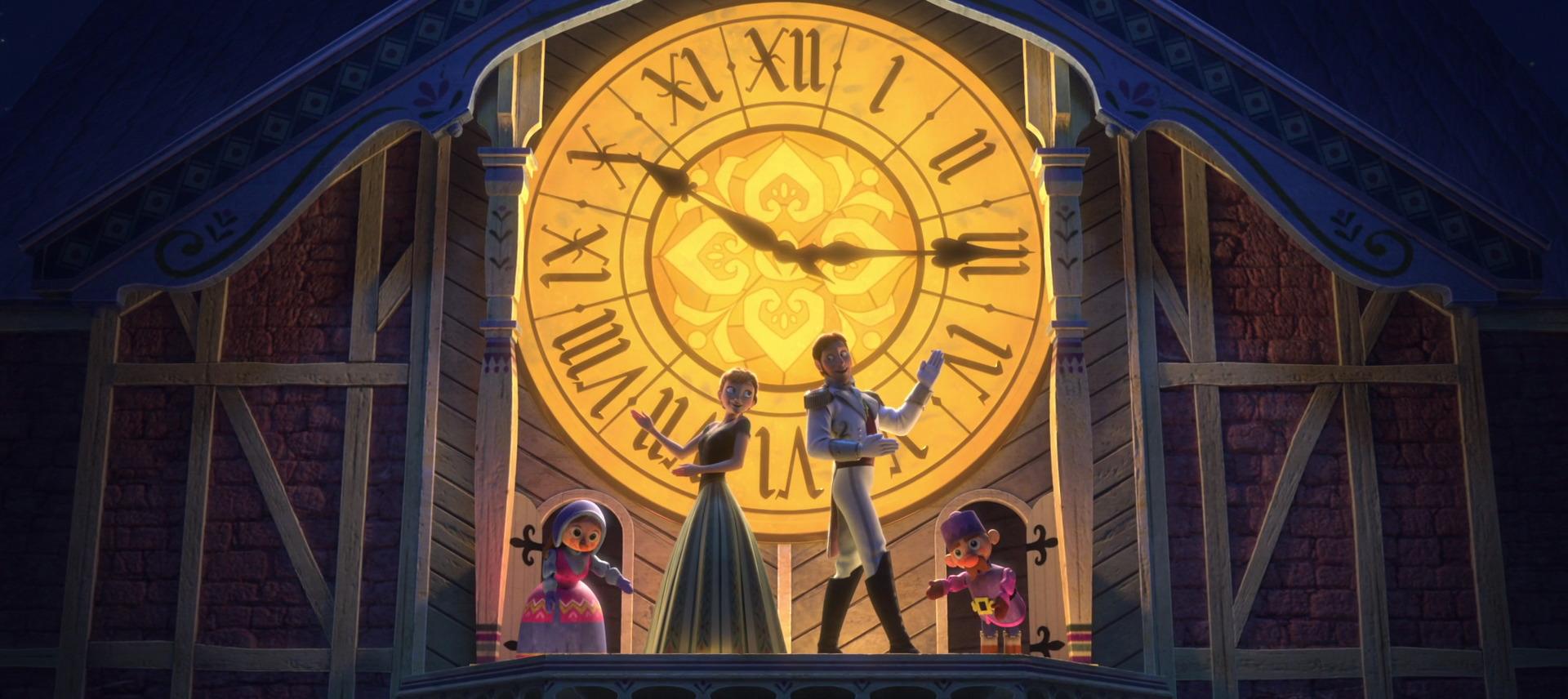 Love is an Open Door & Love is an Open Door   Disney Wiki   FANDOM powered by Wikia