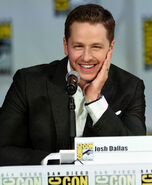 Josh Dallas SDCC