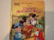 Mickeys christmas carol little golden book 2