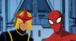 Nova and Spider Man USM 3