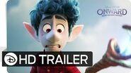 ONWARD KEINE HALBEN SACHEN – Teaser Trailer (deutsch german) Disney•Pixar HD