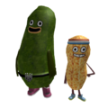Pickle and Peanut (Roblox item)