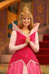 Princess Aurora at Princess Fantasy Faire