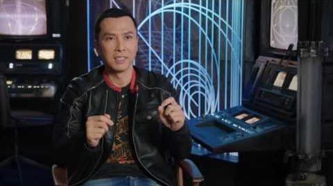 "Rogue One ""Chirrut"" On Set Interview - Donnie Yen"