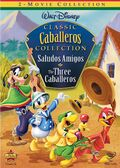 SaludosAmigosandTheThreeCabelleros 2MovieCollection DVD