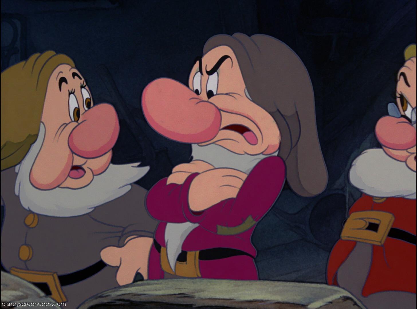 Grumpy Disney Wiki Fandom