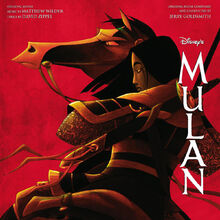 Soundtrack-mulan a