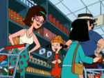 Spinelli and her parents 2