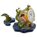 Tic toc clock croc