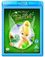 Tinker Bell UK Blu-ray