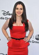 Vanessa Marano Disney Media Upfront13