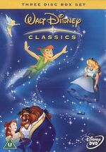 Walt Disney Classics 2002 Box Set UK DVD
