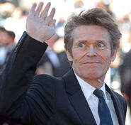 Willem Dafoe at Cannes Film Fest