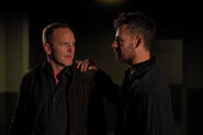 Agents of S.H.I.E.L.D. - 5x16 - Inside Voice - Photography - Coulson and Talbot