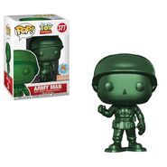 Army Man Metallic POP